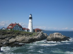 Portland Headlight - America's Most Photographed Lighthouse